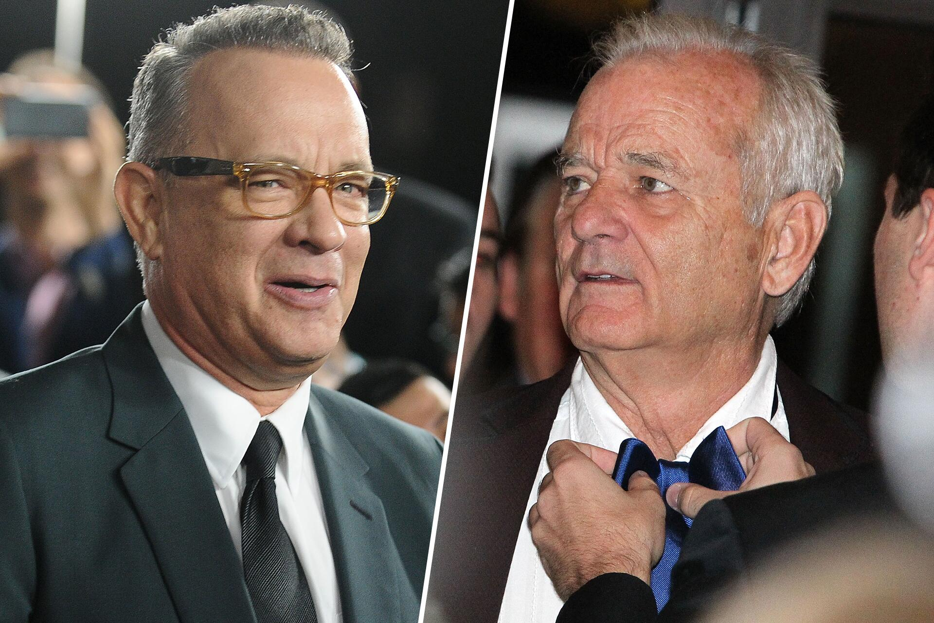 Bild zu Tom Hanks, Bill Murray
