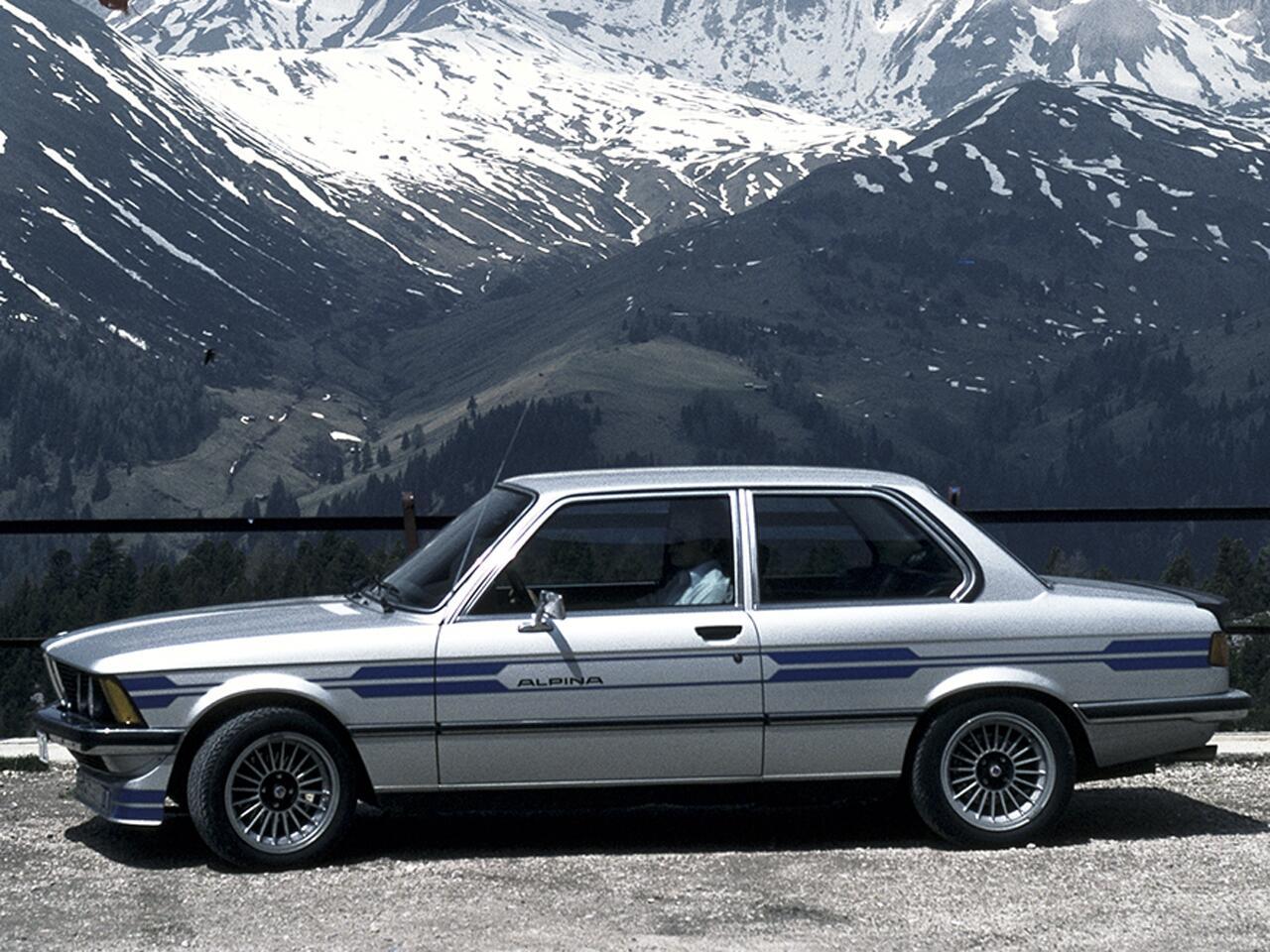 Bild zu BMW Alpina B6 2,8