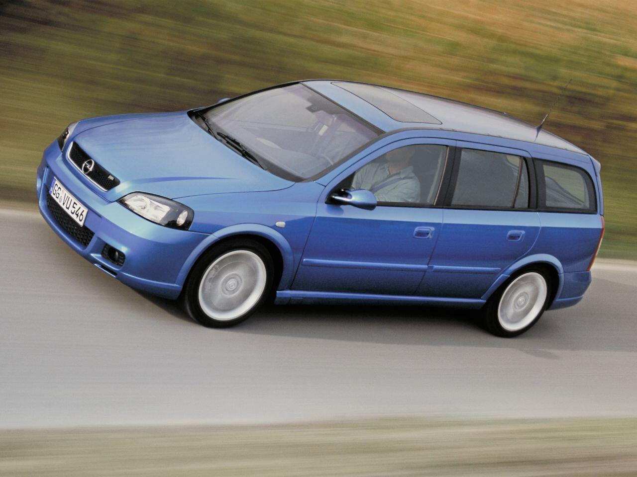 Bild zu Opel Astra OPC Kombi