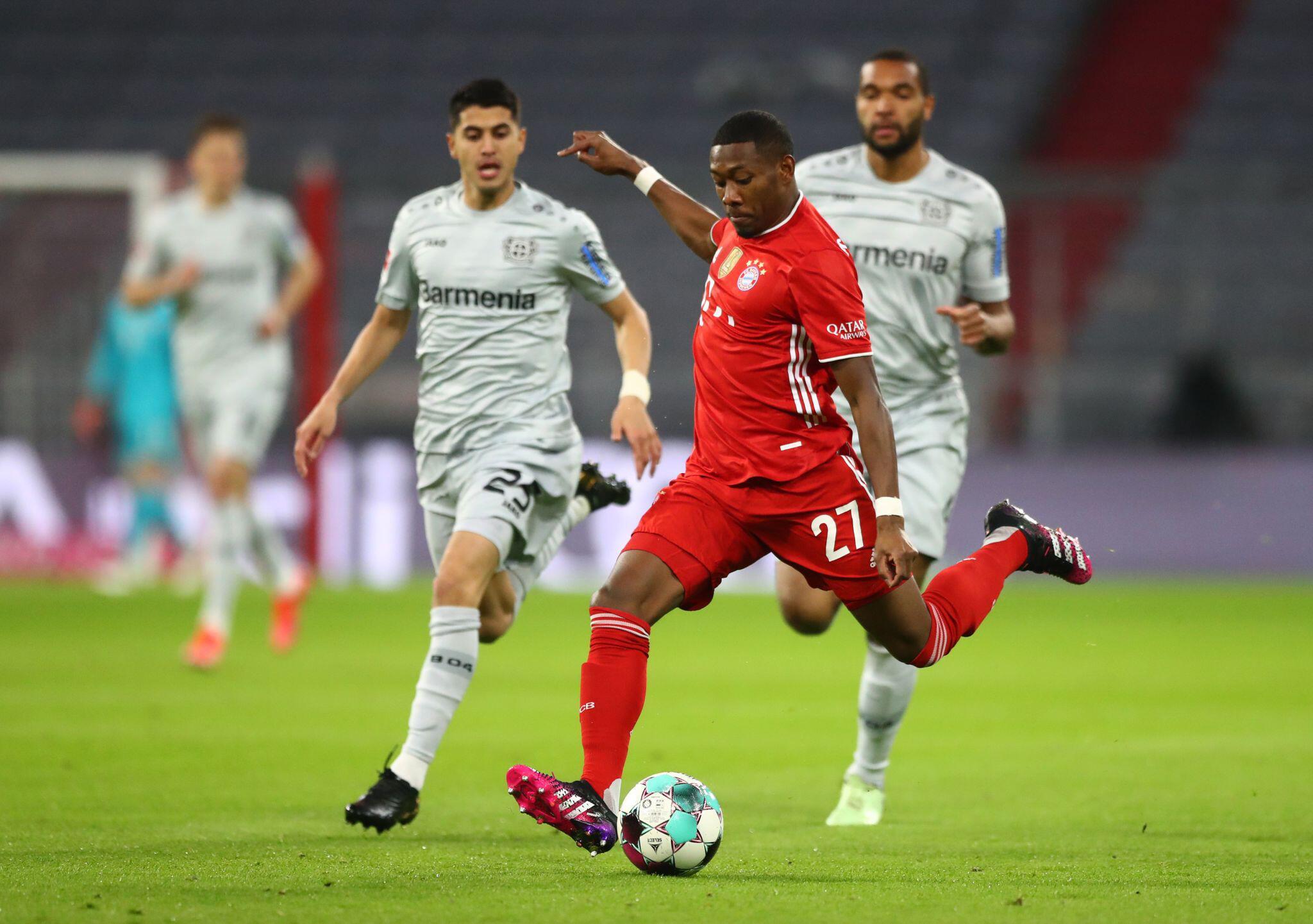 Bild zu Bayern München - Bayer Leverkusen