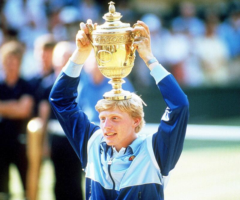 Bild zu Wimbledon-Triumph