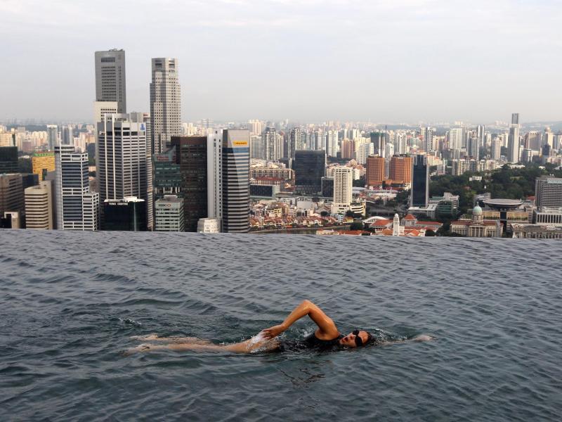 Bild zu Hotel Marina Bay Sand in Singapur