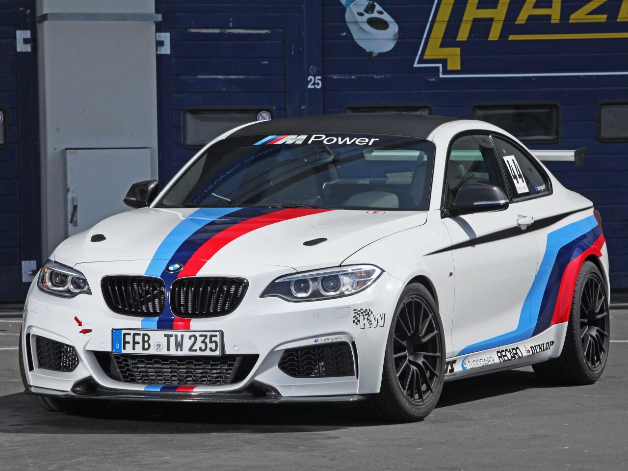 Bild zu Tuningwerk BMW M235i