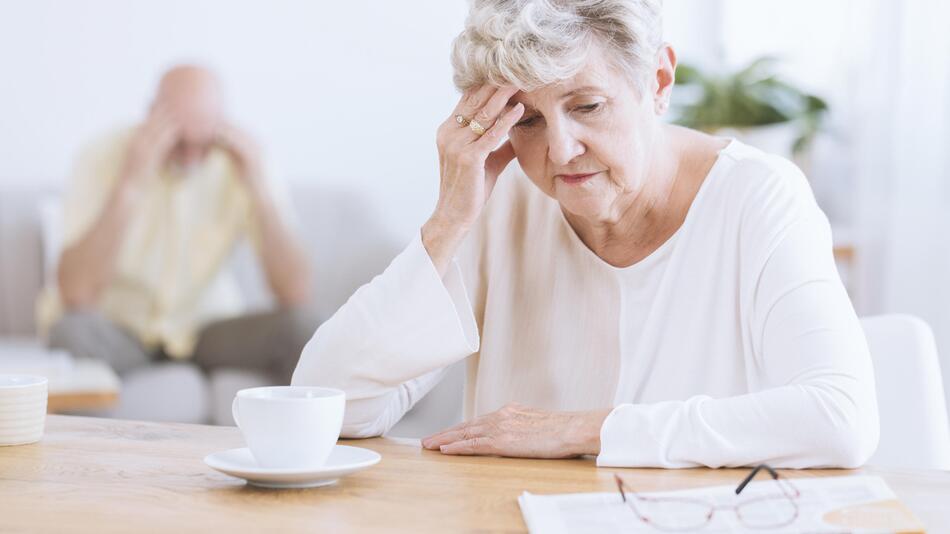Alzheimer erkennen