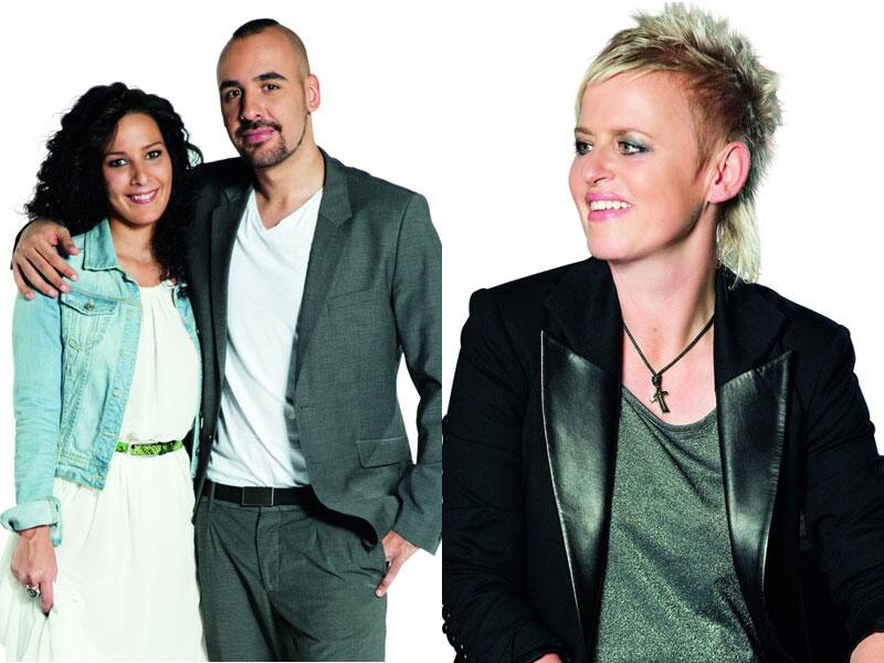 Bild zu Sami & Samira Badawi gegen Brigitte Lorenz