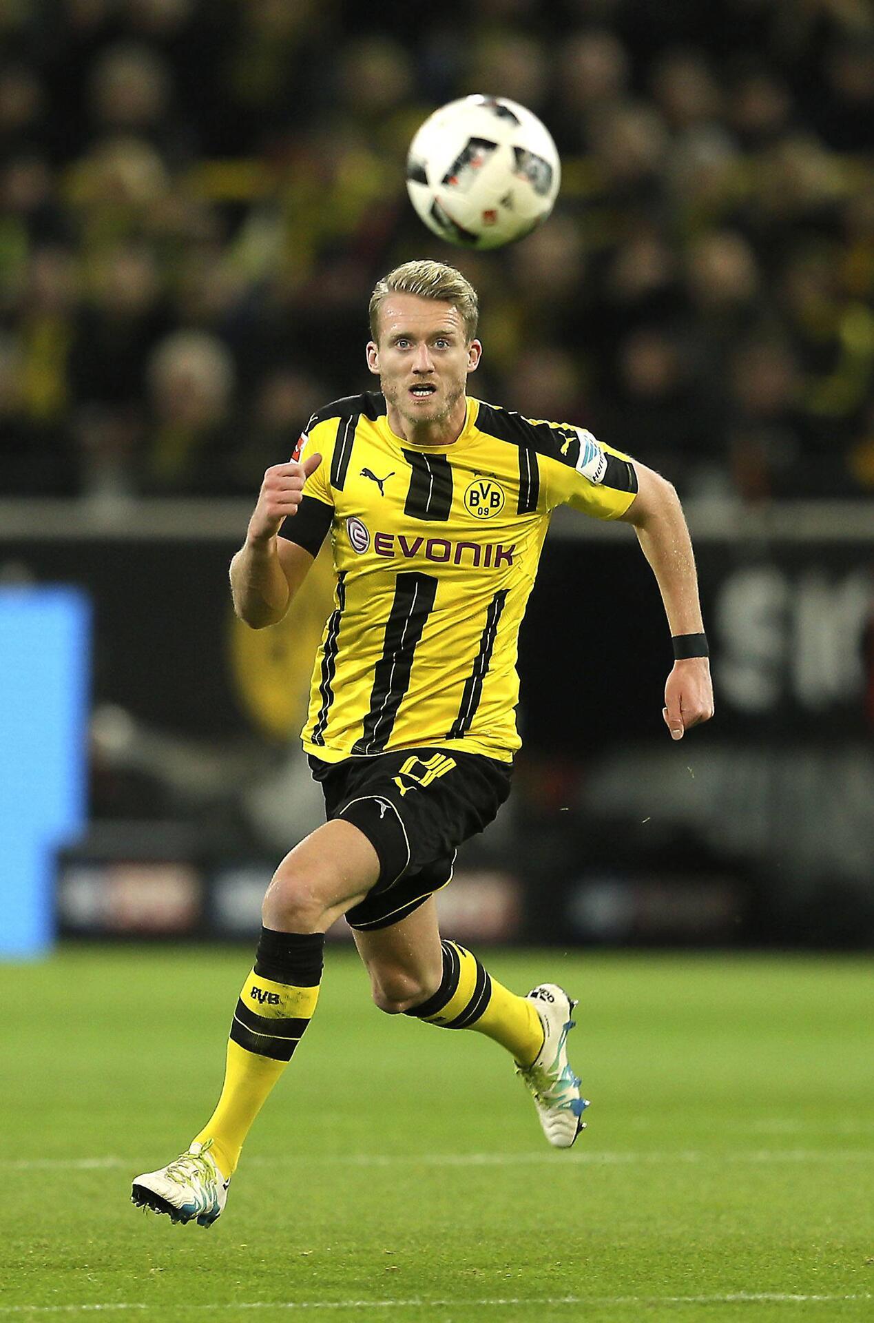 Bild zu André Schürrle, Borussia Dortmund, Bundesliga