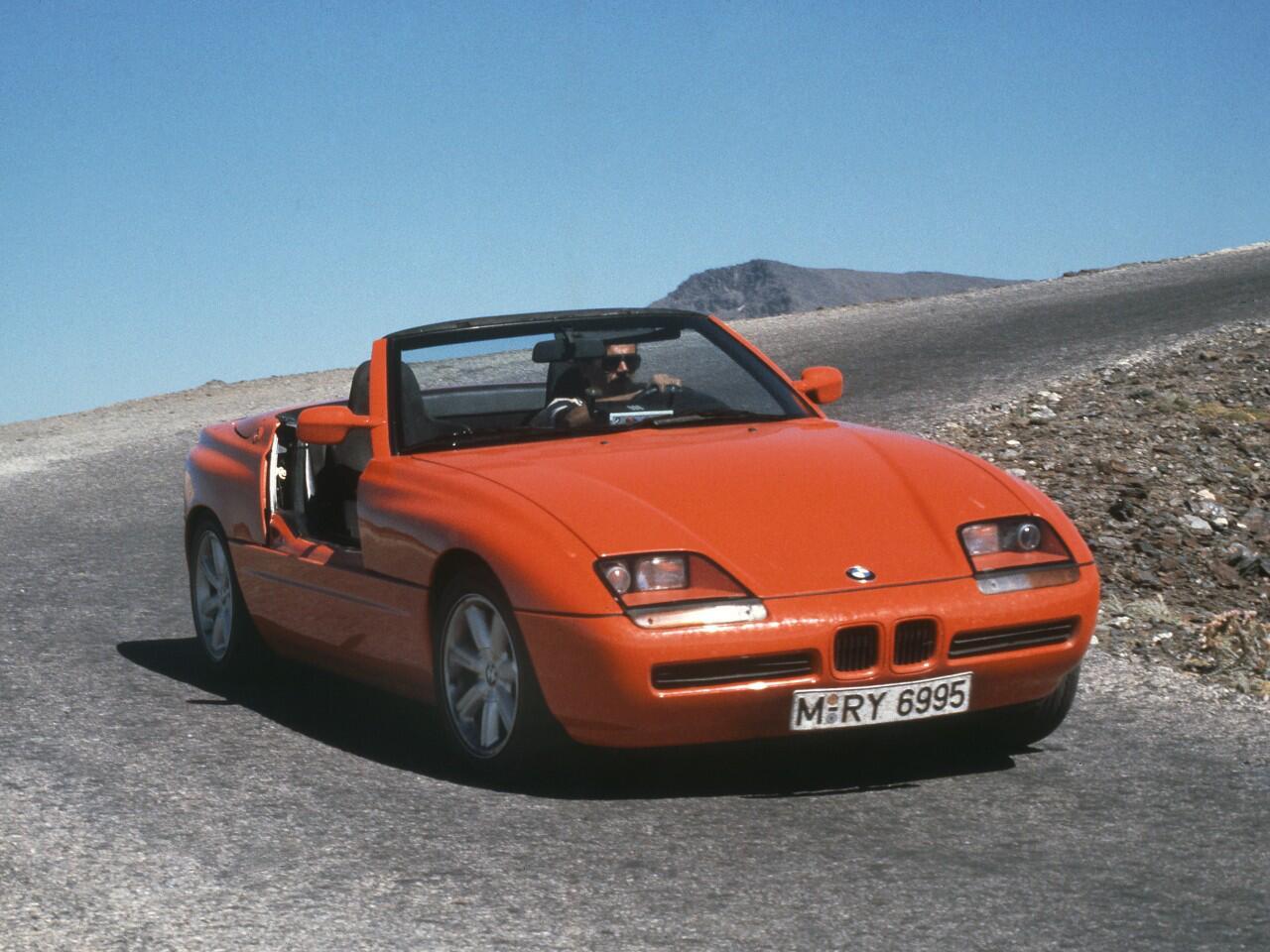 Bild zu BMW Z1