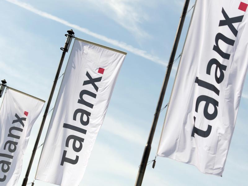 Bild zu Talanx-Flaggen