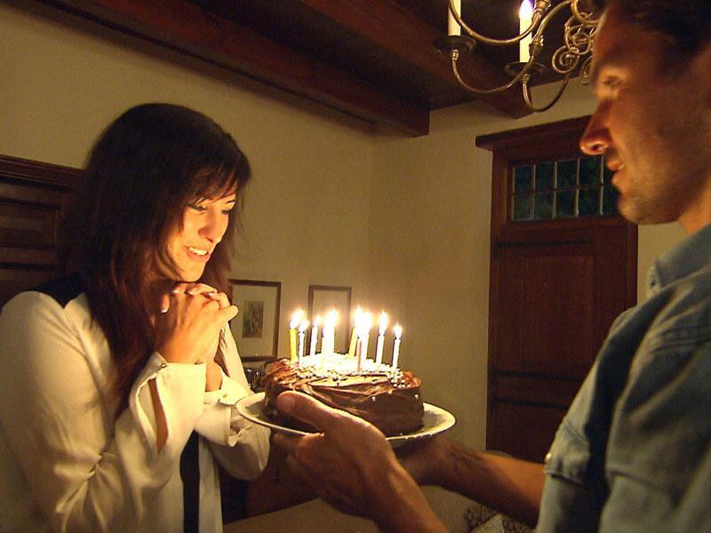 Bild zu Geburtstagsüberraschung für Mona