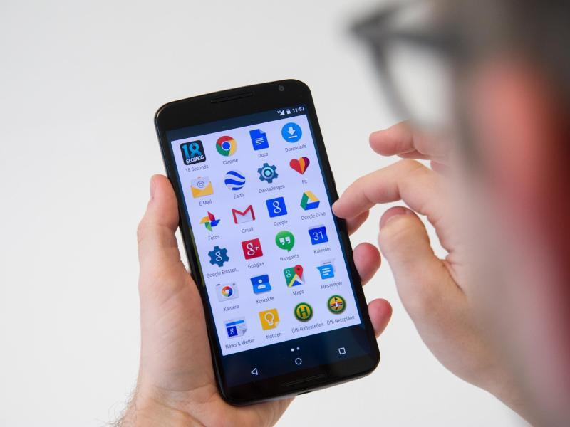 Bild zu Googles Nexus 6 mit Android 5