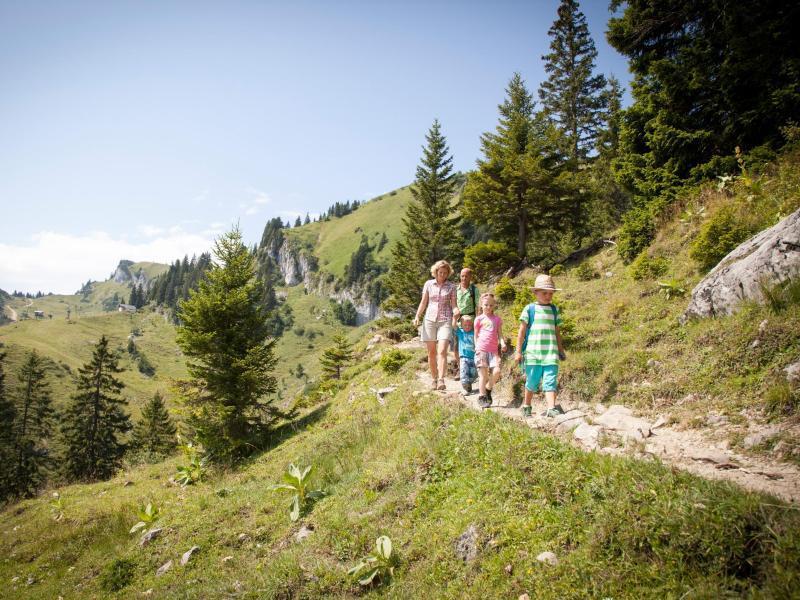 Bild zu Herbstliche Ziele für Bergwanderer