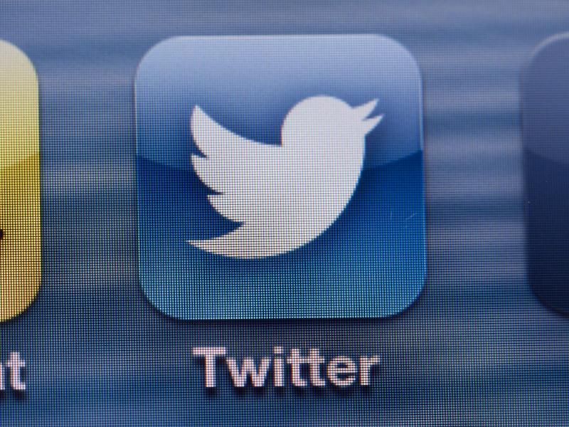 Bild zu Twitter-Accounts gehackt