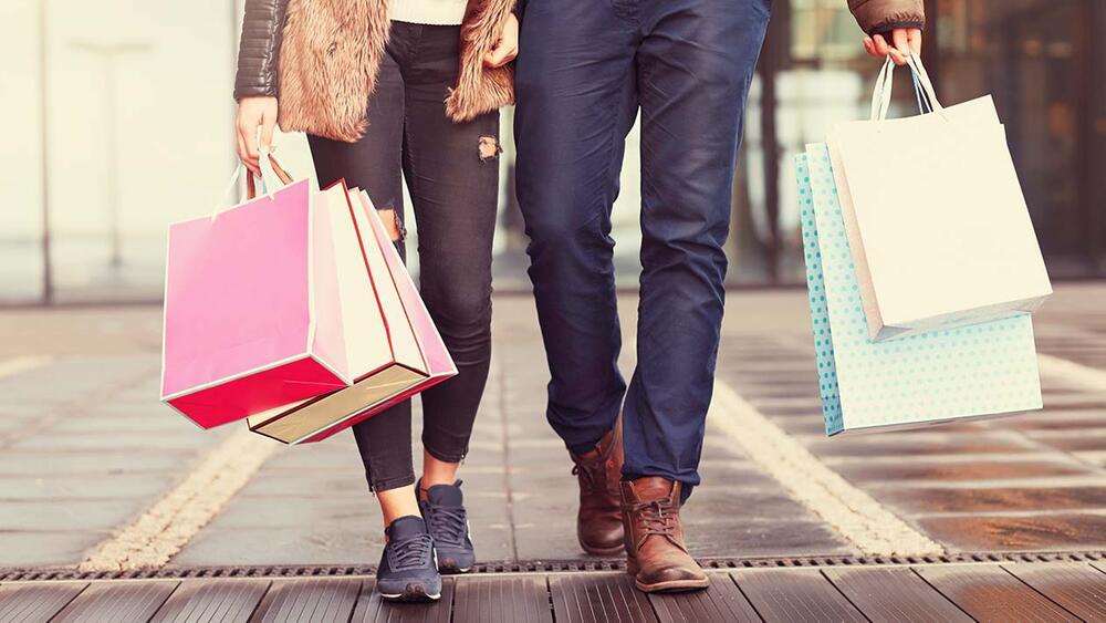 Shoppingtüten