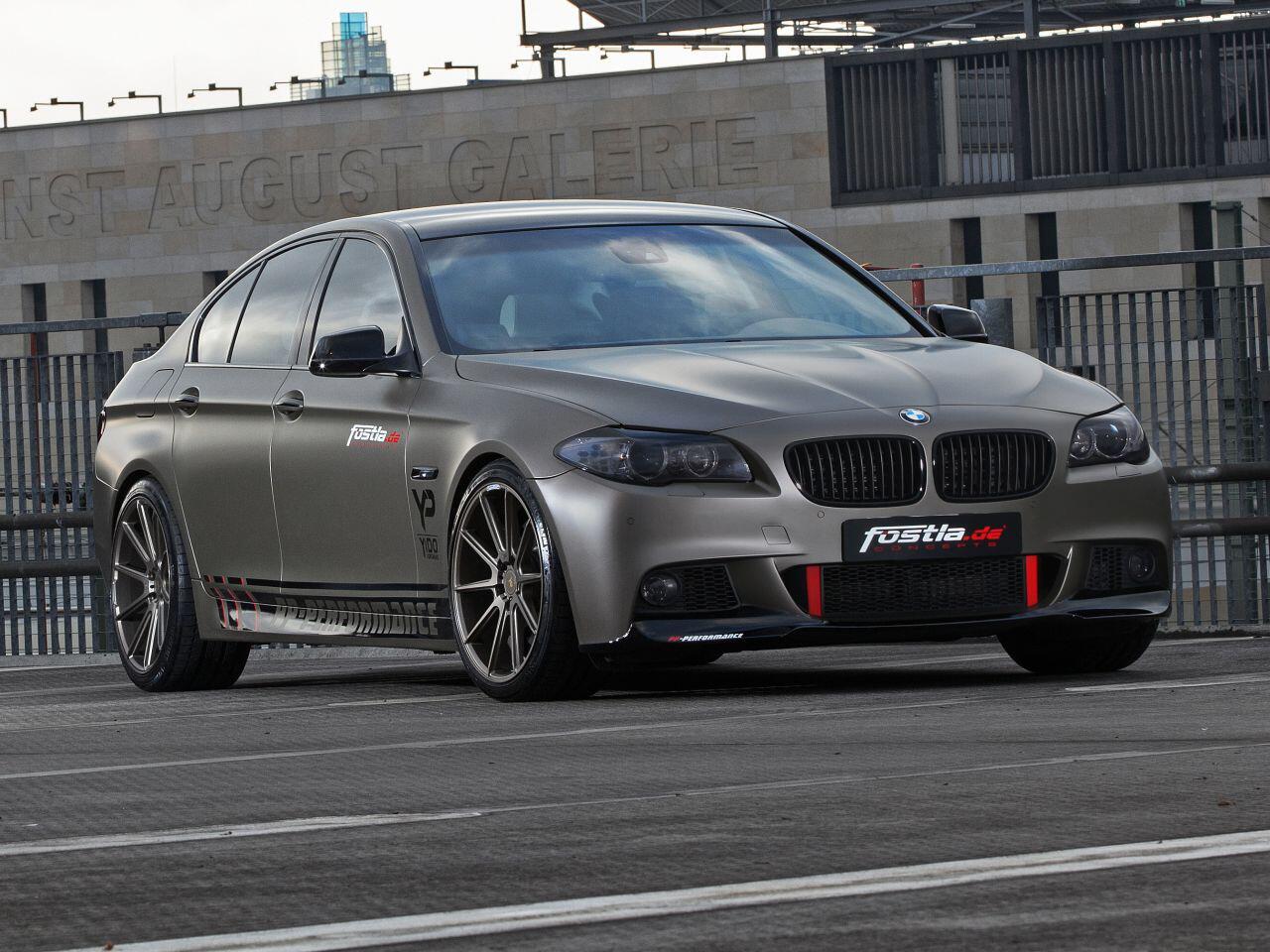 Bild zu Fostla BMW 550i F10 V8 BiTurbo