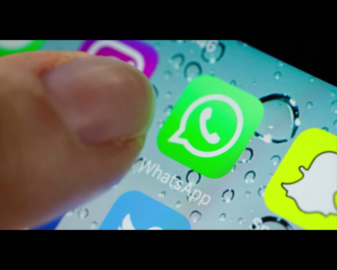 Bild zu Whatsapp, Smartphone,