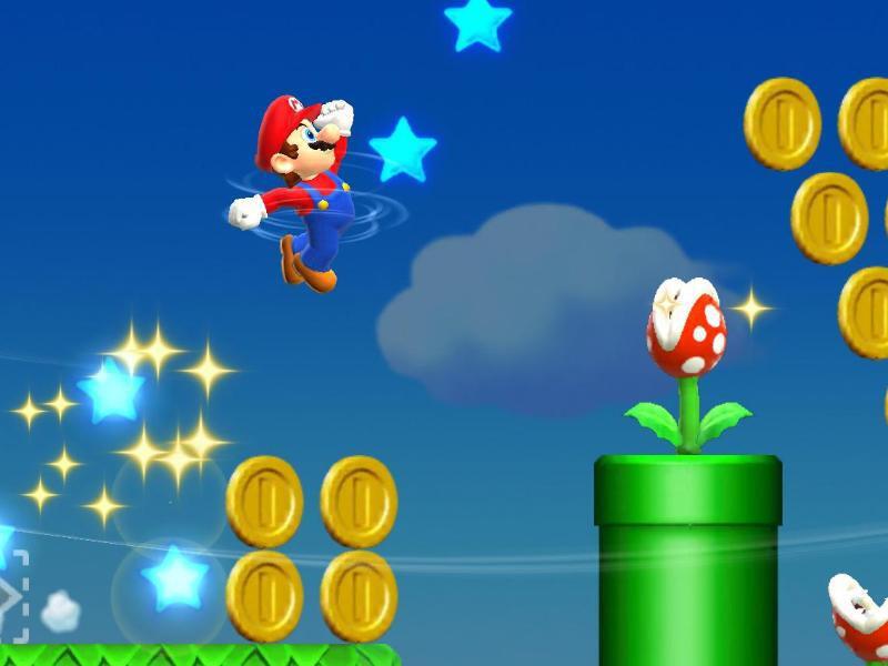Bild zu «Super Mario Run»