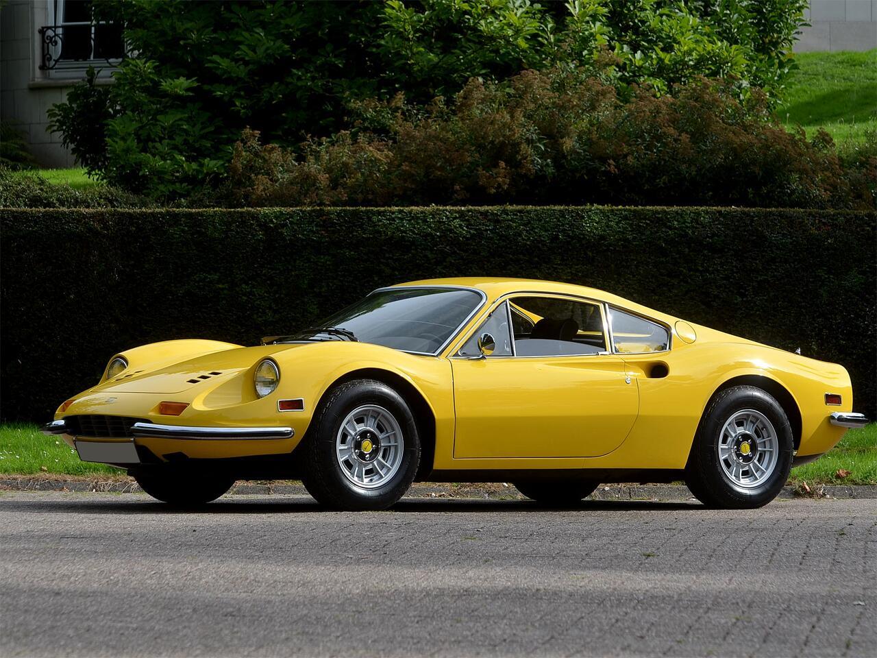 Bild zu Dino 246 GT Berlinette (1972)