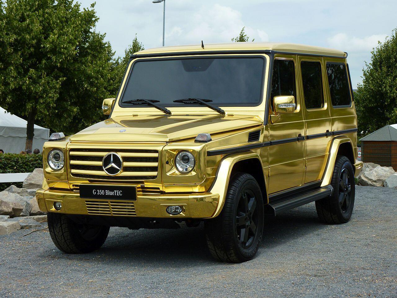 Bild zu Mercedes G 350 BlueTEC