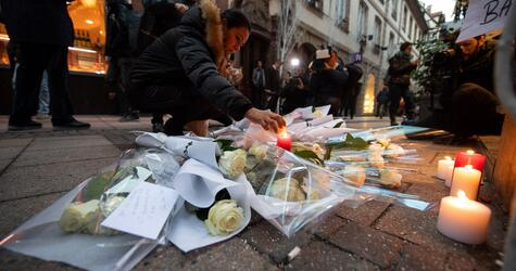 After the attack in Strasbourg