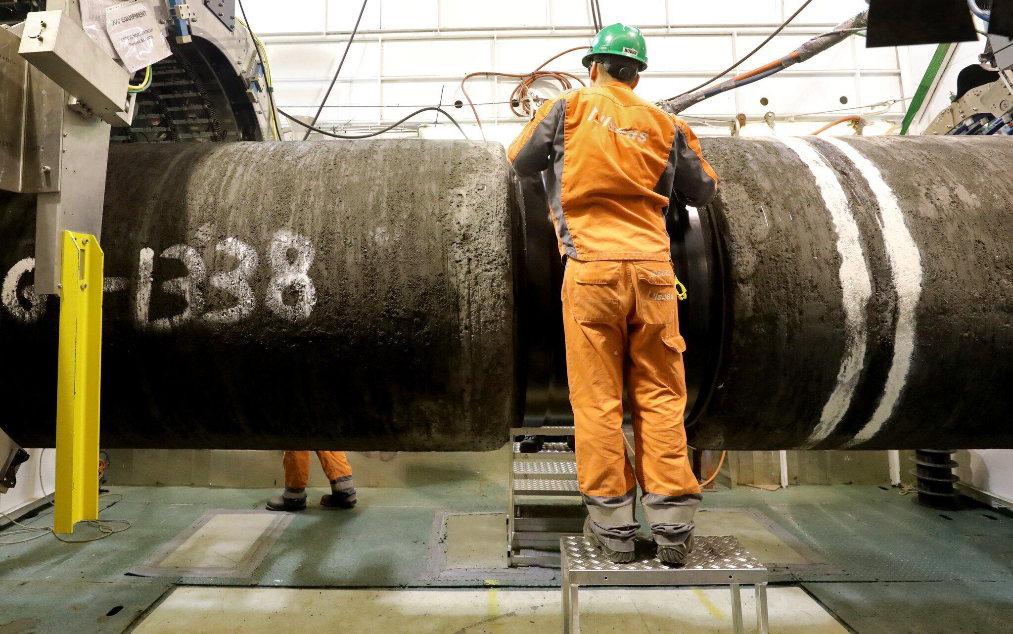 Bild zu EU-Einigung auf Regeln für Nord Stream 2