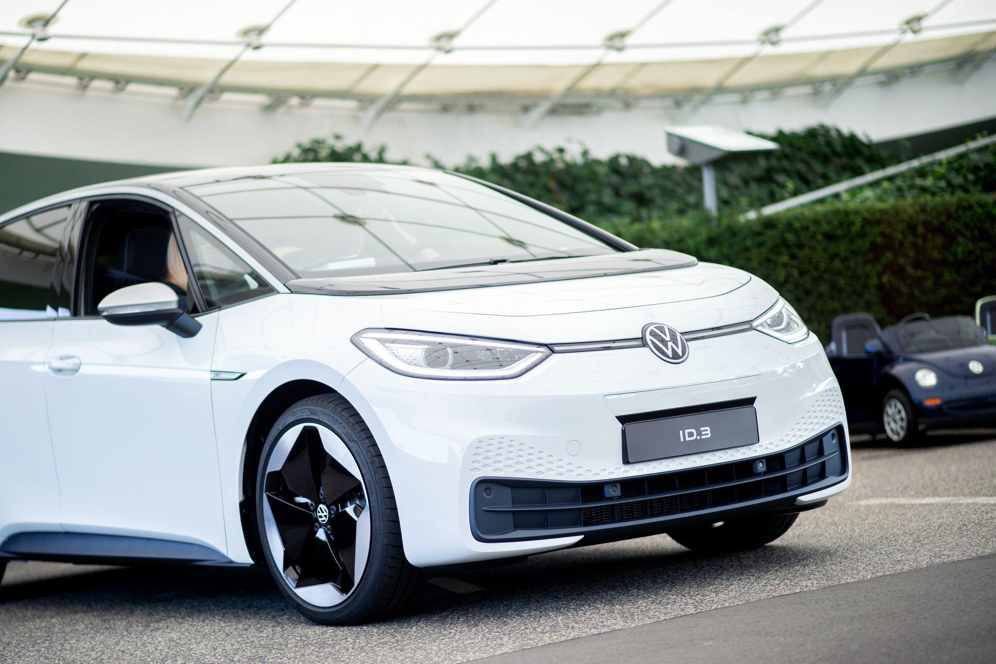 Bild zu VW entwickelt elektrischen Kleinwagen