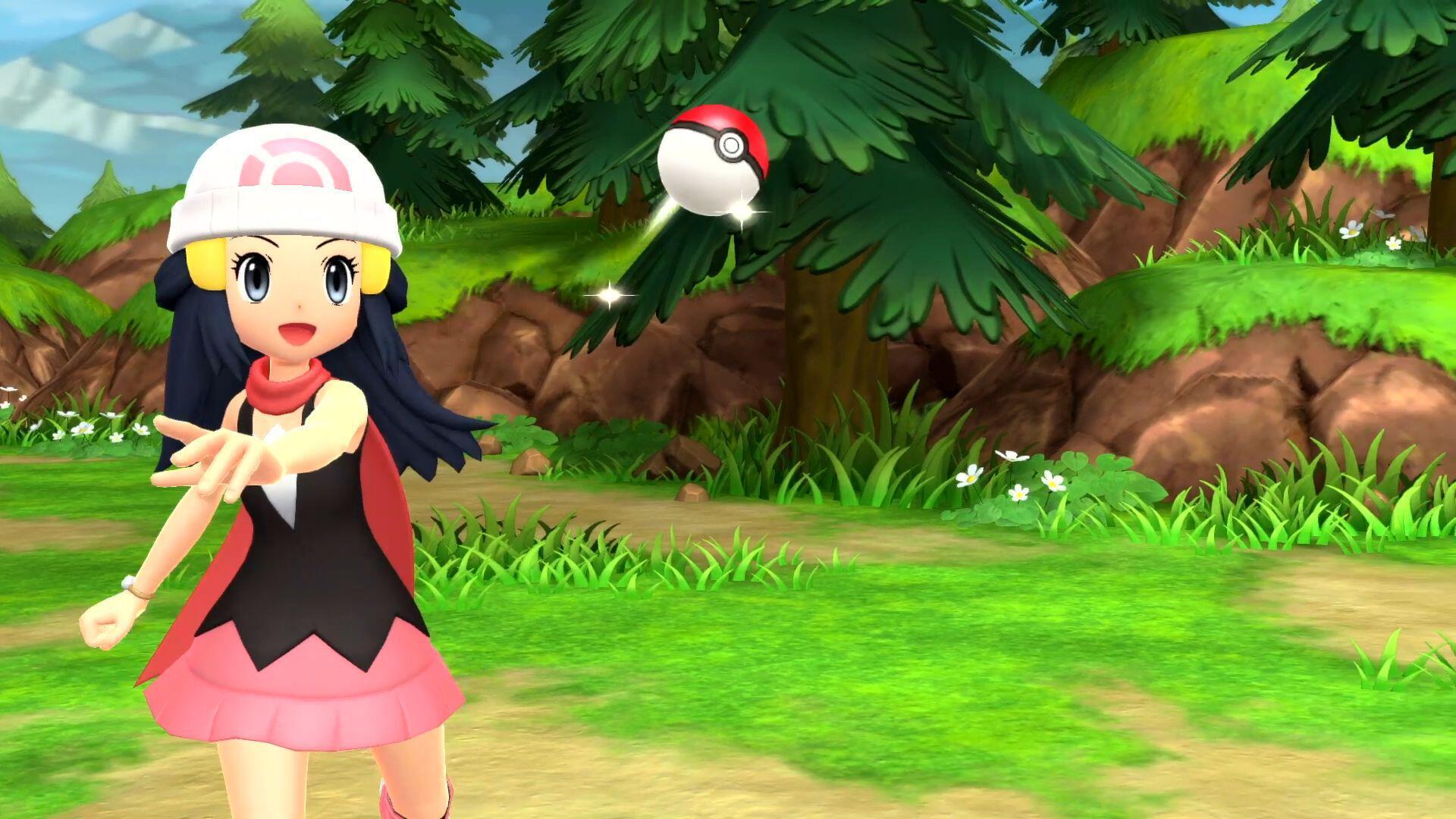 Bild zu Pokémon, Diamant, Perl, Perle, Switch, Nintendo, Remake, Pokemon, Legends, Acreus