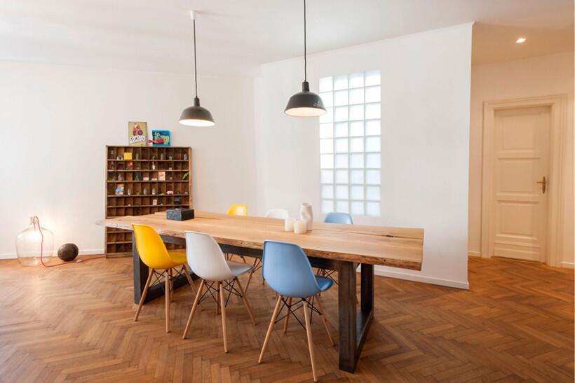 das esszimmer an weihnachten. Black Bedroom Furniture Sets. Home Design Ideas