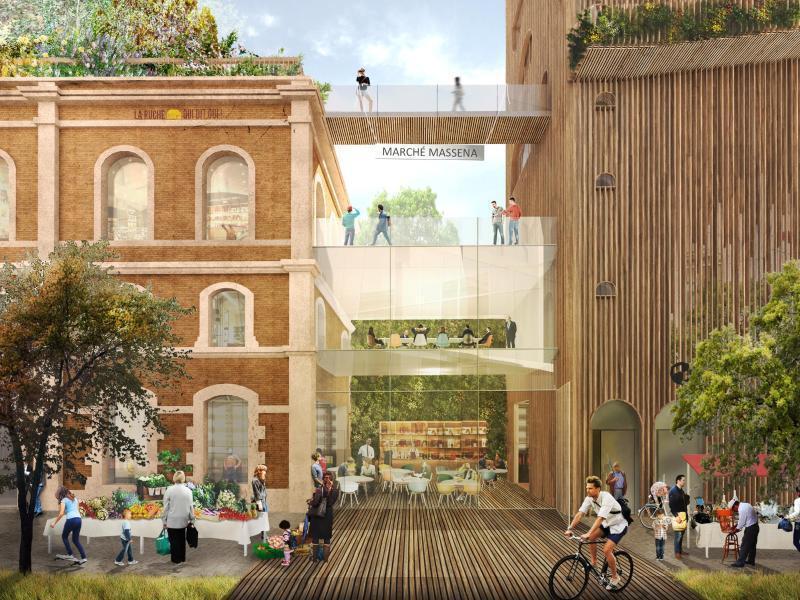 Bild zu Mehr Grünflächen für Paris