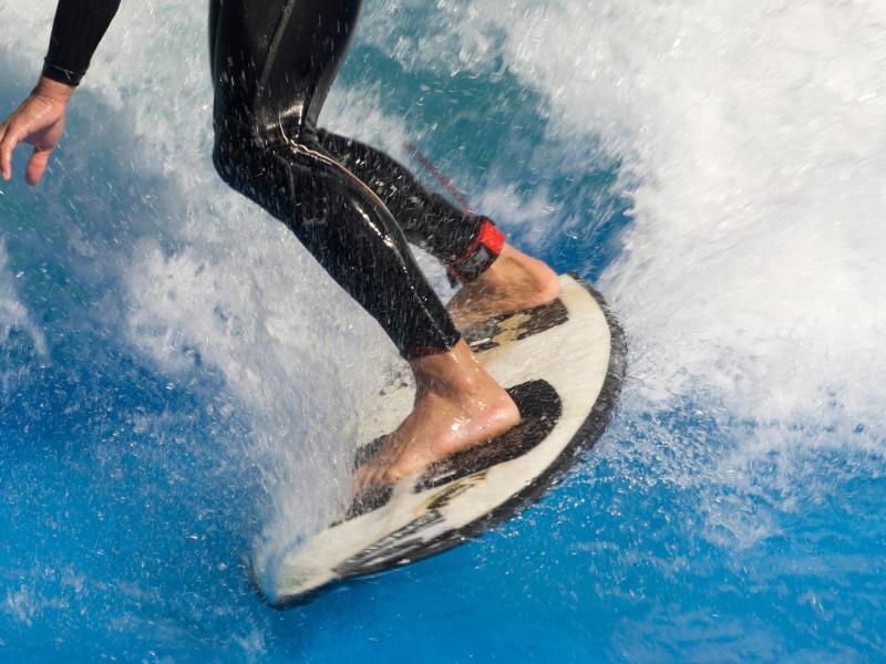 Bild zu Surfen im Urlaub