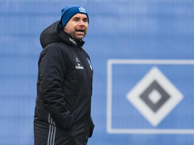 Bild zu HSV-Cheftrainer