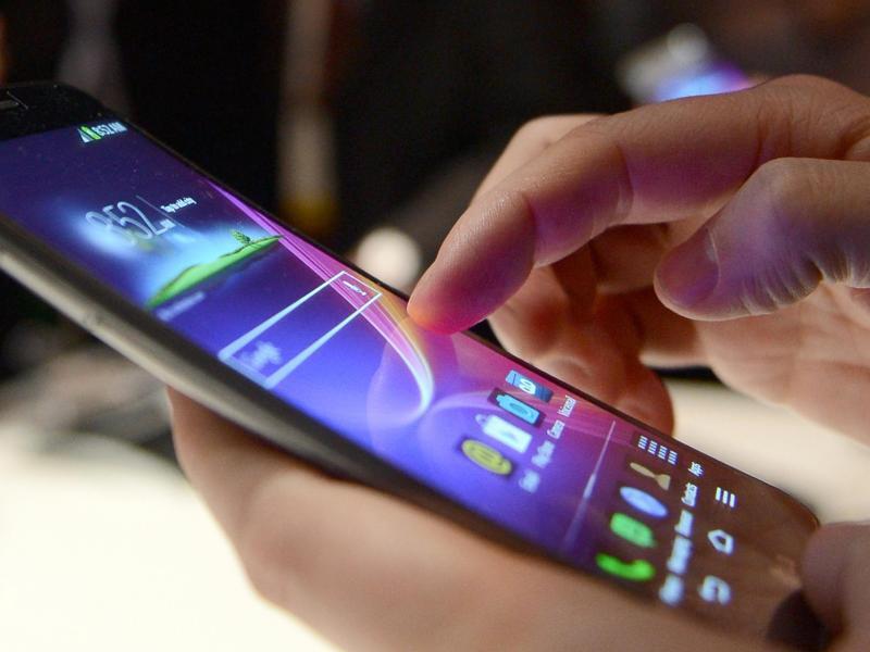 Bild zu Android-Smartphone