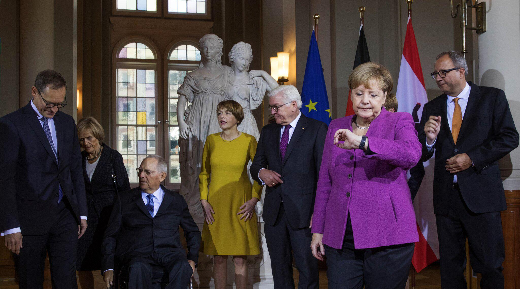 Bild zu Tag der Deutschen Einheit