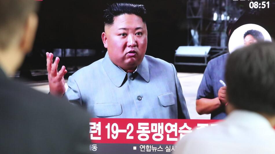 Nordkorea, Kim Jong Un, Waffentests