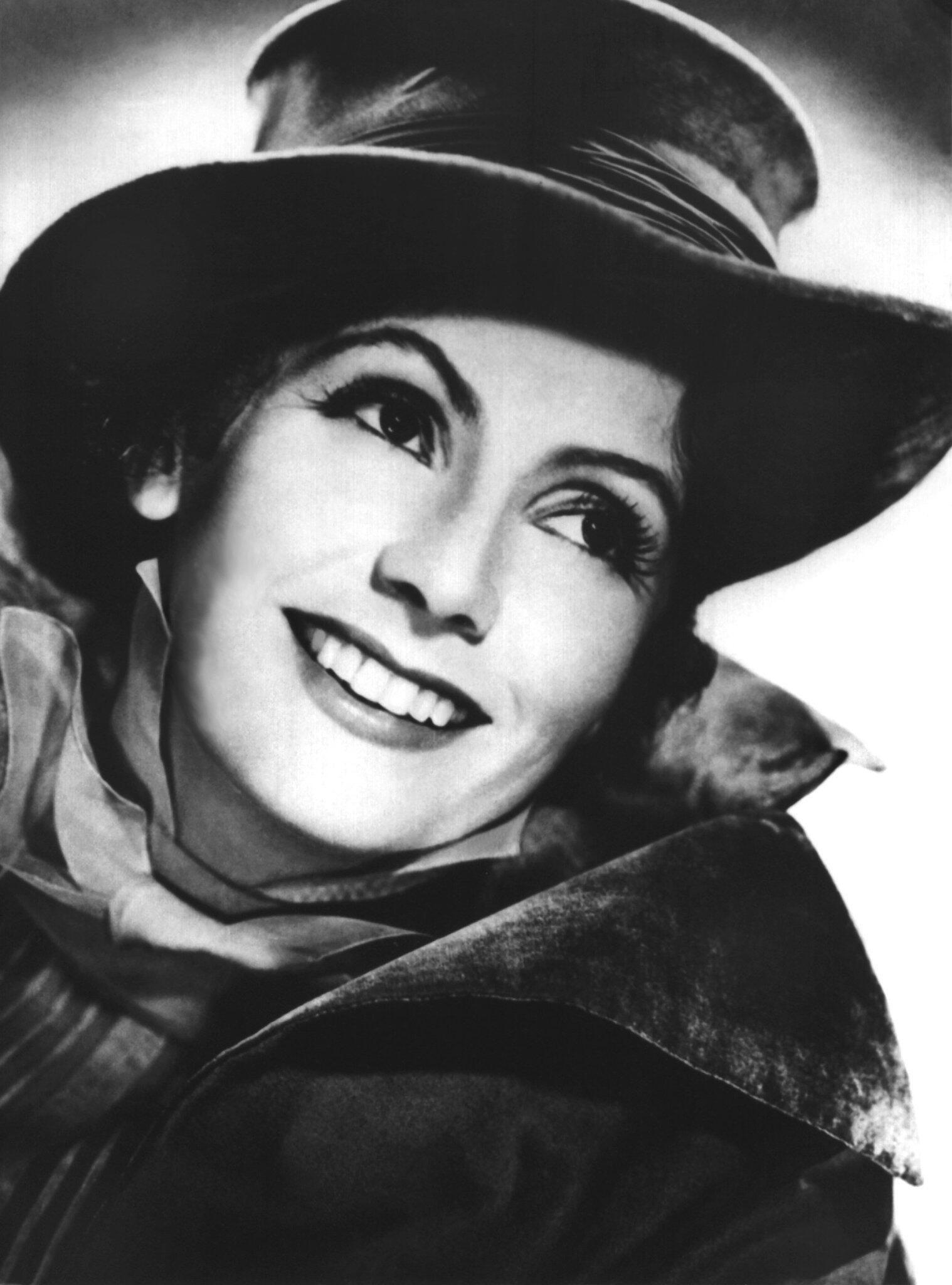 Bild zu Greta Garbo