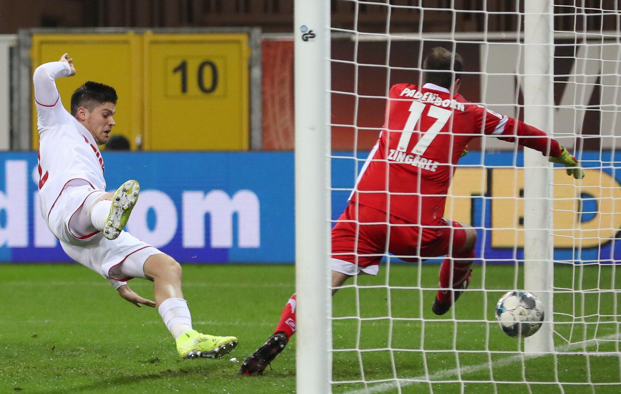 Bild zu SC Paderborn 07 - 1. FC Köln