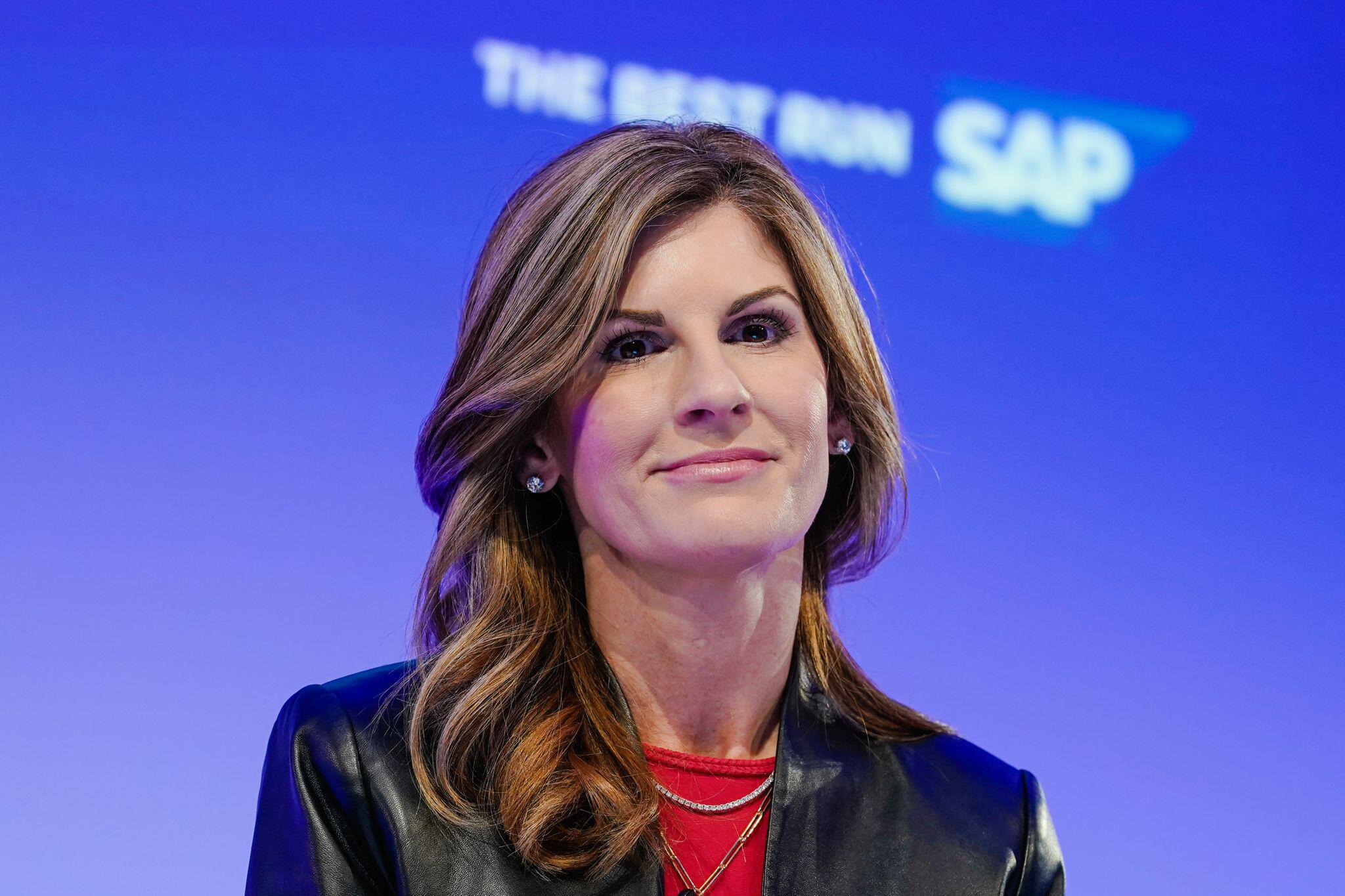 Bild zu Co-Chefin Jennifer Morgan verlässt SAP