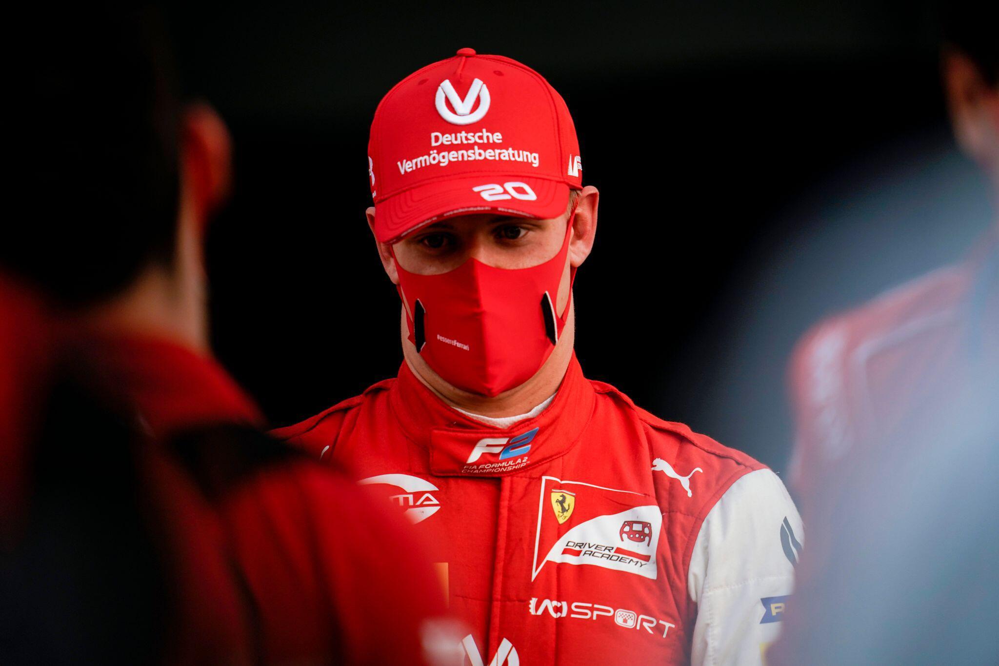 Bild zu Formel 2 in Bahrain