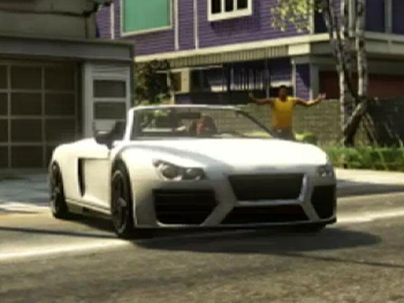 Bild zu Grand Theft Auto V