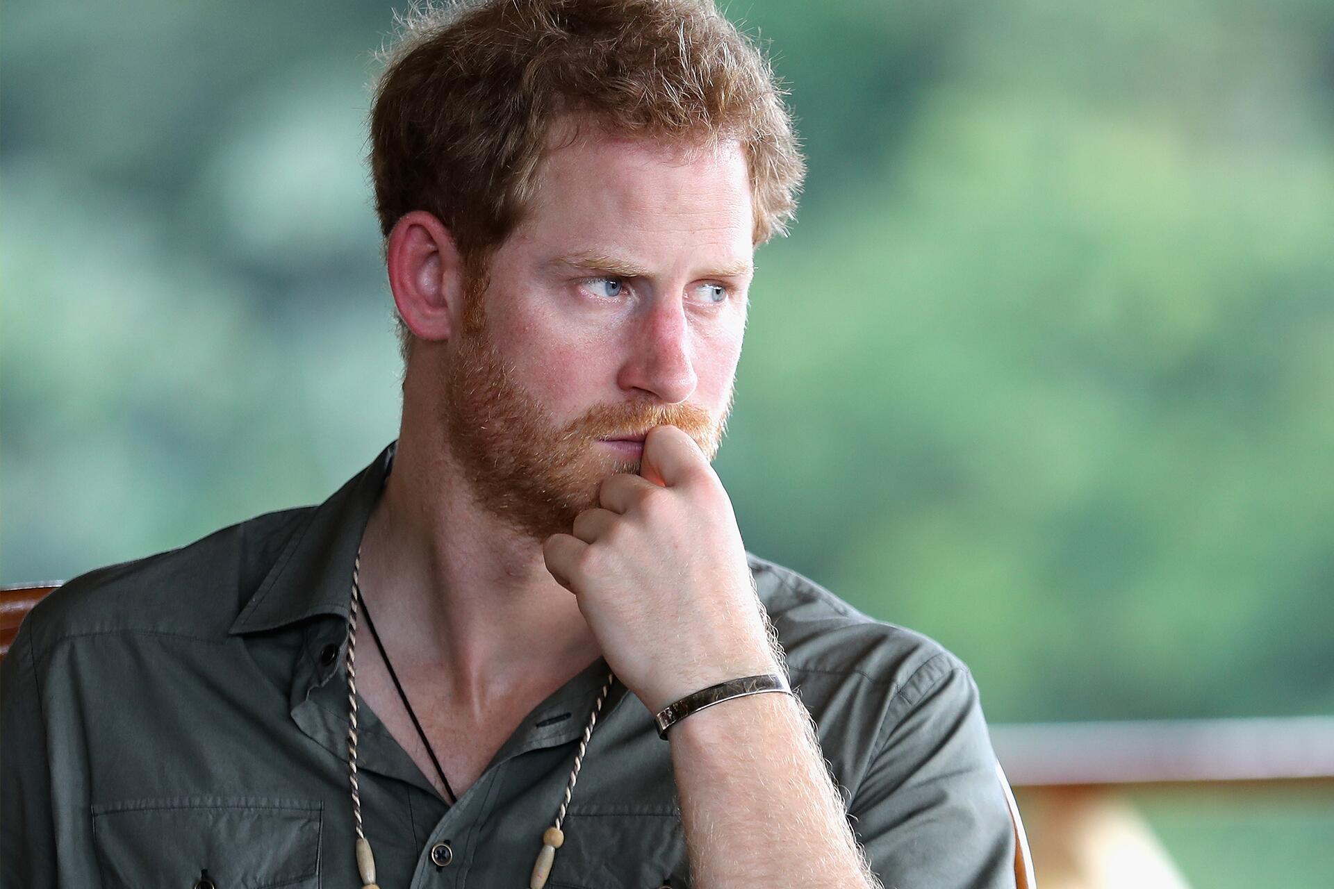 Bild zu Prinz Harry, Liebe, Reise, Meghan Markle