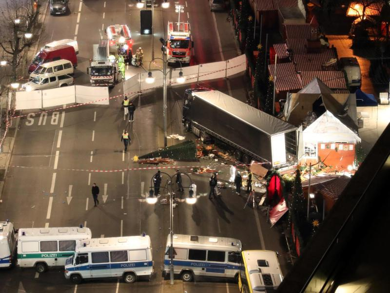 Bild zu Anschlag in Berlin