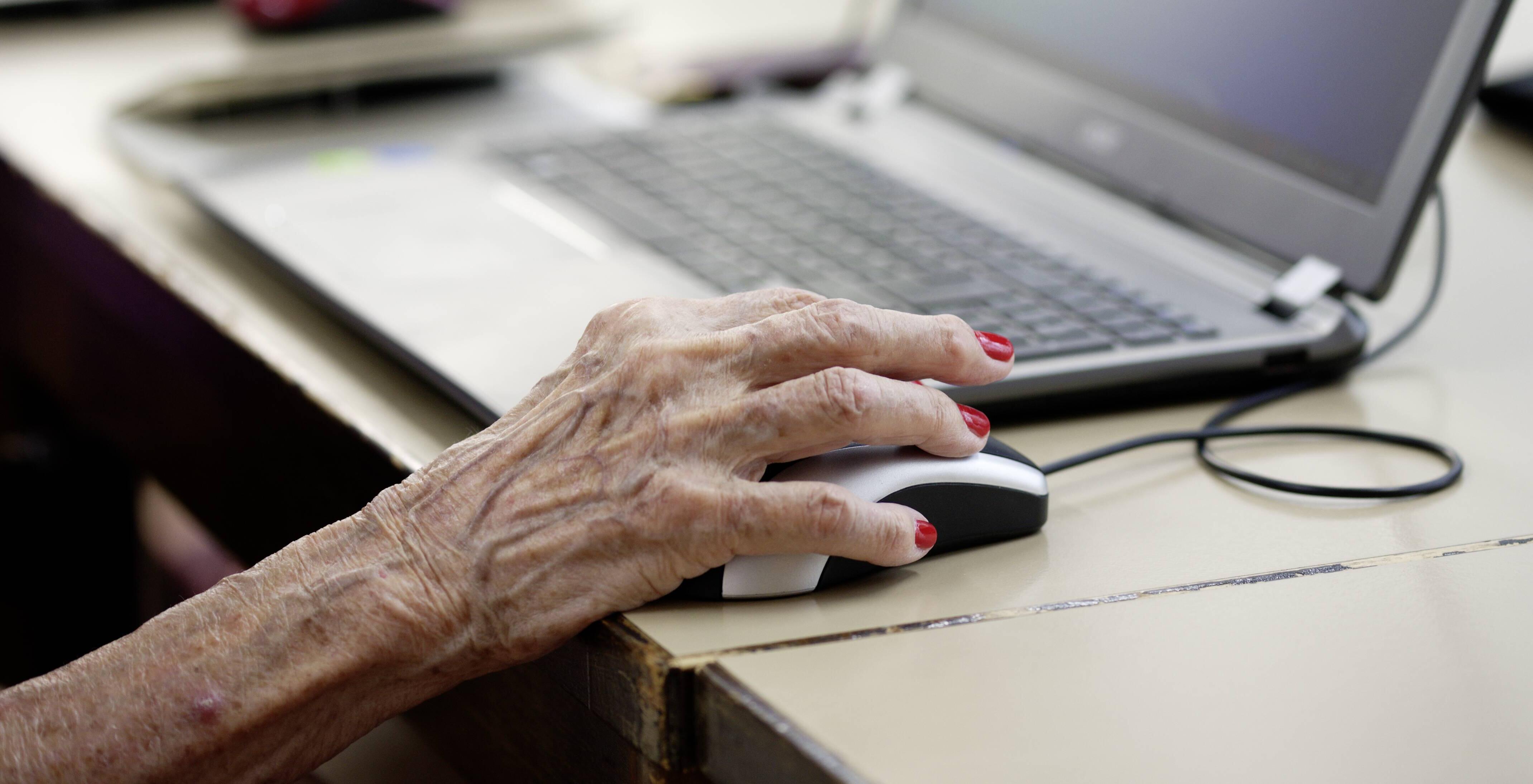 Bild zu 101-Jährige, Caroline, Tipps, Lebensweisheiten