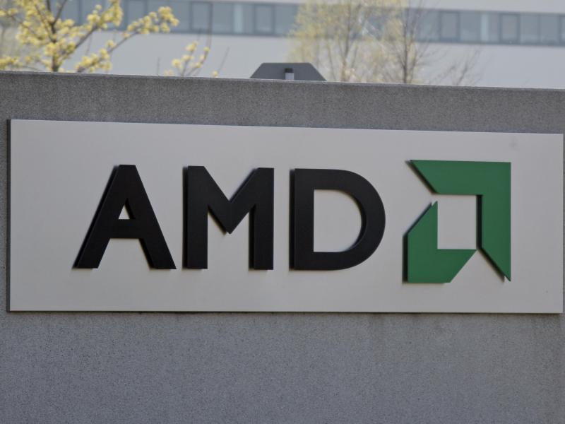 Bild zu US-Chiphersteller AMD