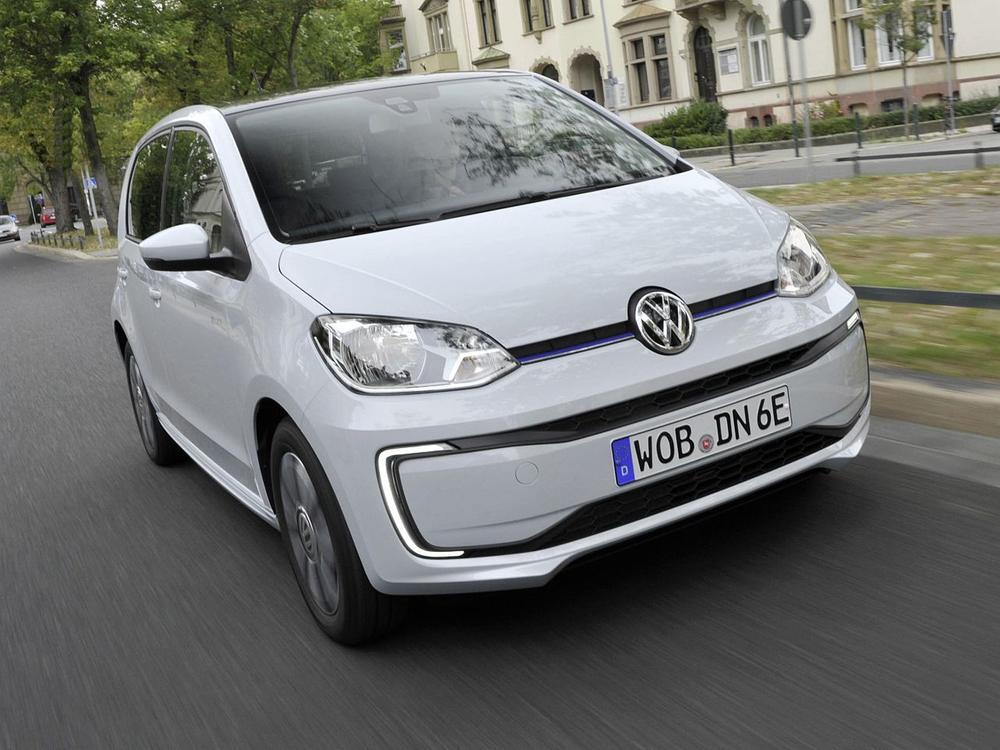 Bild zu Platz 8: VW e-Up