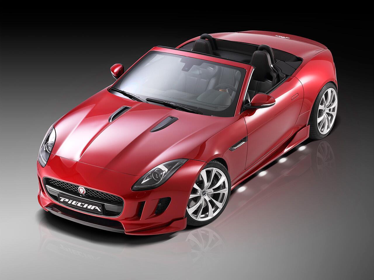 Bild zu Jaguar F-Type von Piecha Design