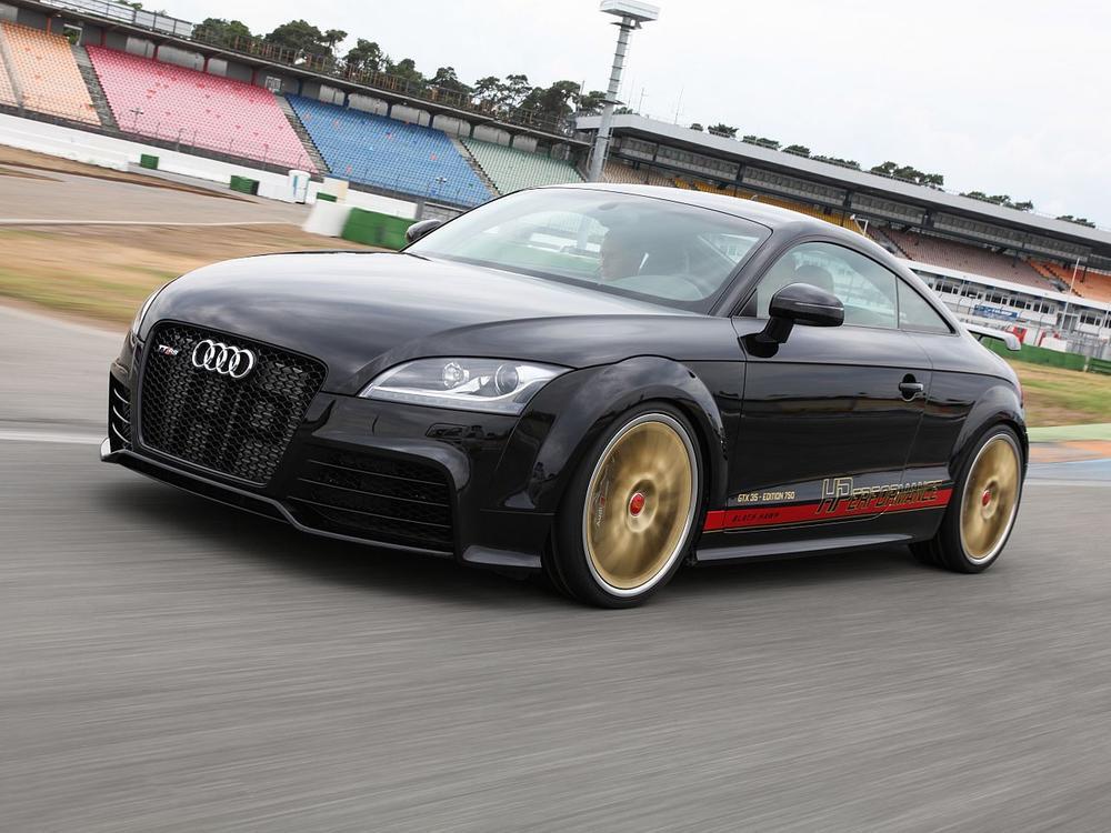 Bild zu Audi TTRS