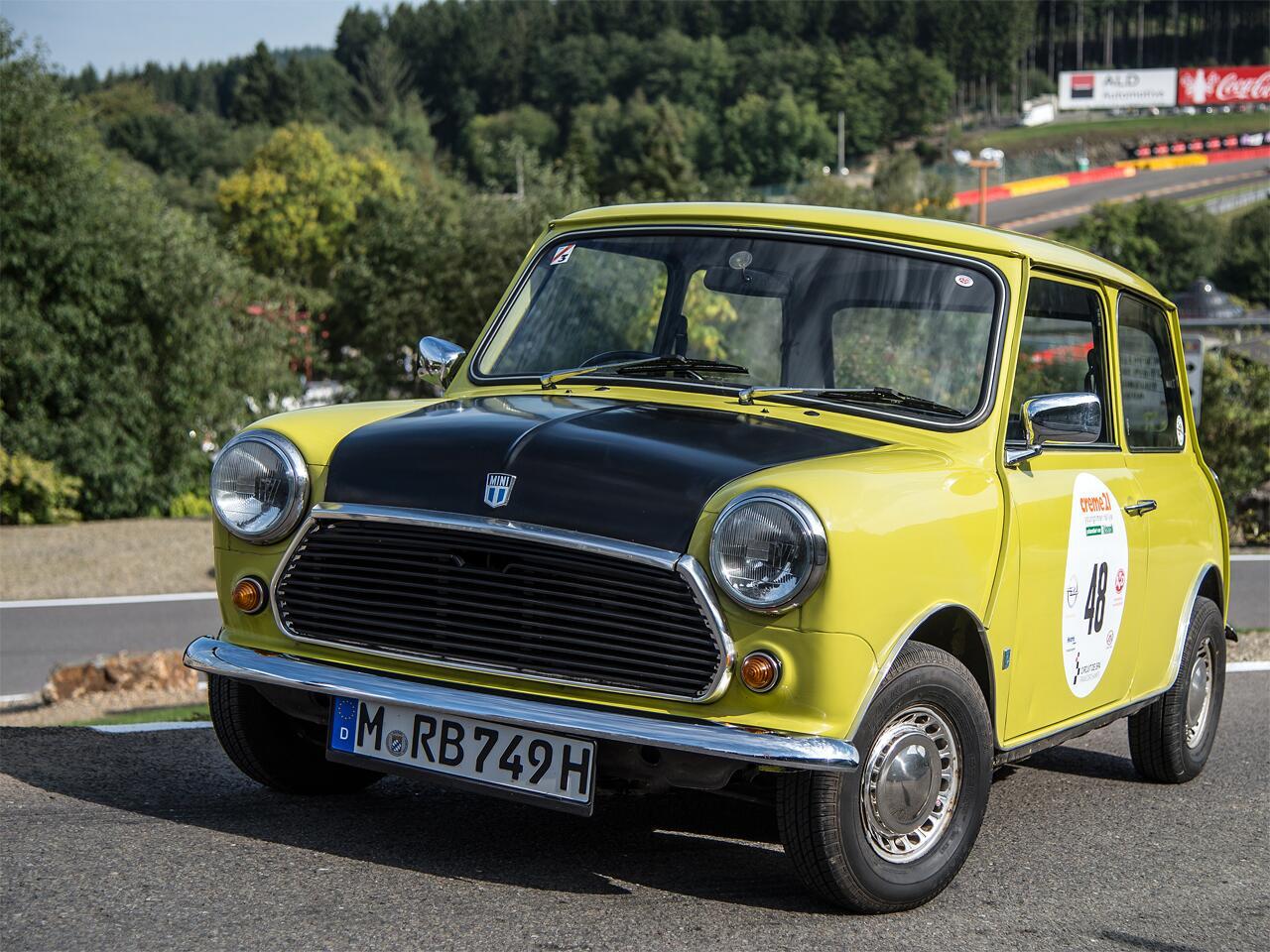 Bild zu Mr. Beans Mini
