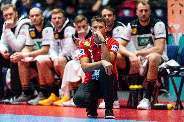 Bild zu Handball, EM, Handball-EM, Christian Prokop, Deutschland, Niederlande, Bundestrainer, Trondheim