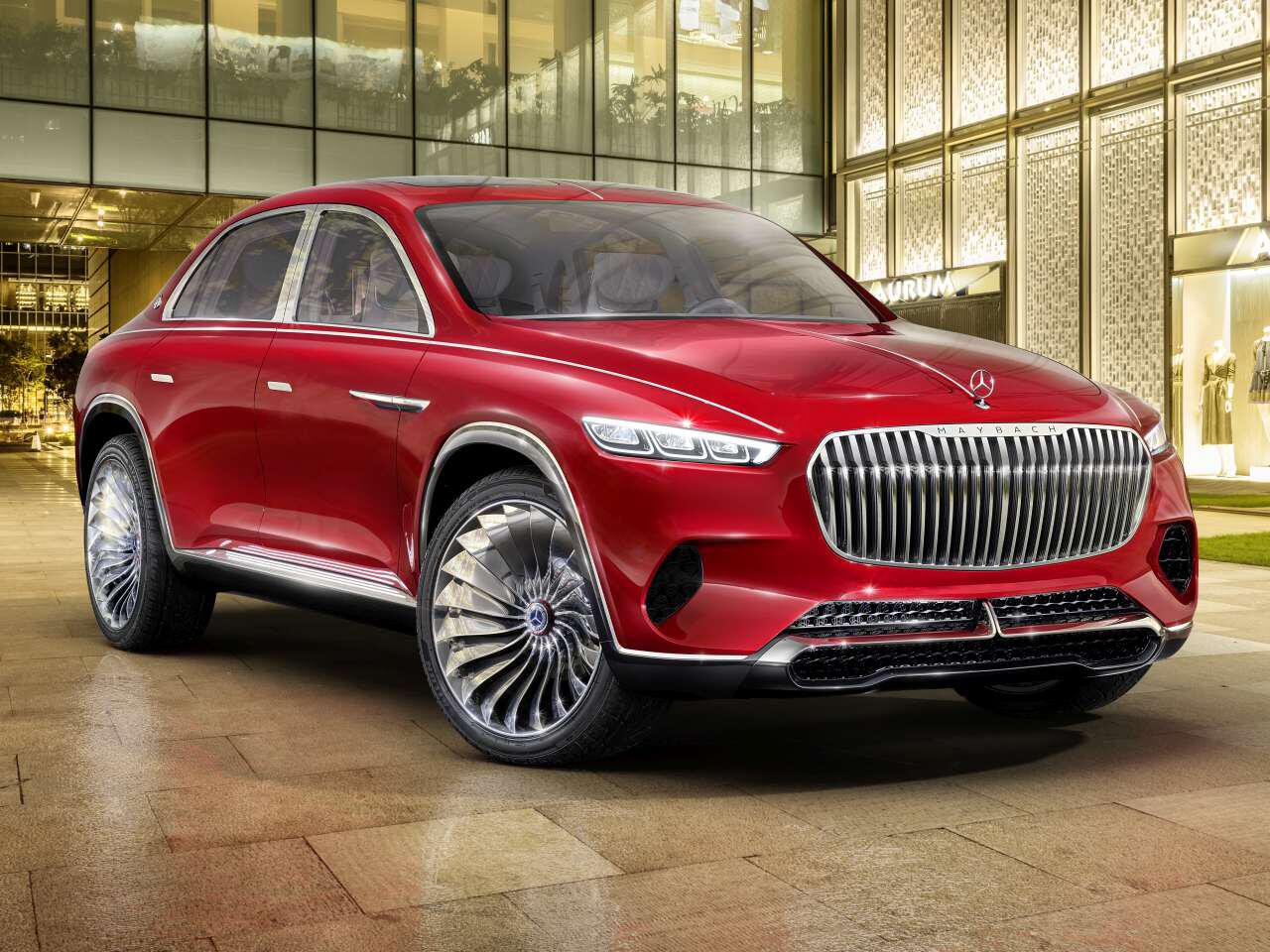 Bild zu Vision Mercedes-Maybach Ultimate Luxury