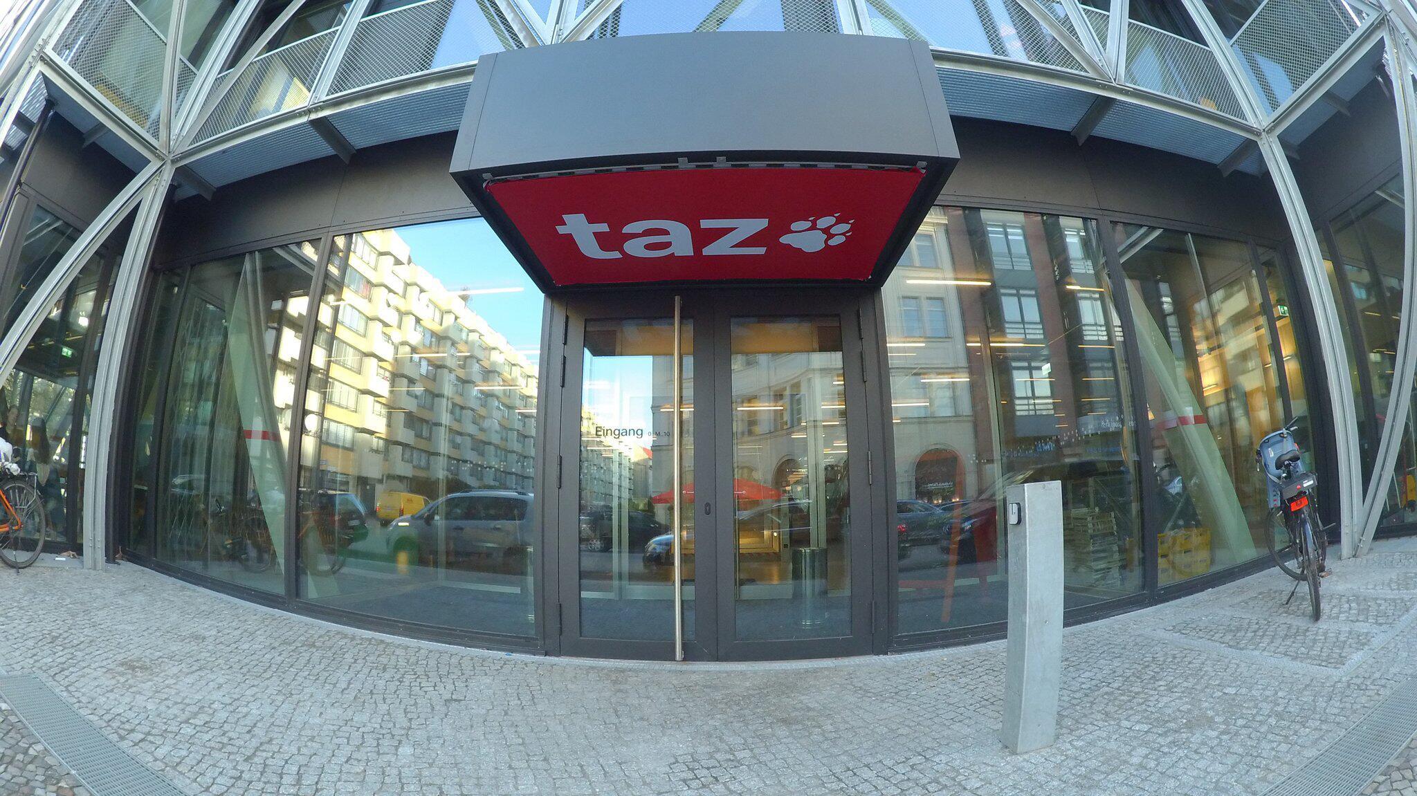 "Bild zu Cast of the ""taz"""