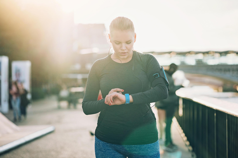 Bild zu Fitnesswatch, Sportwatch, Fitness, Tracking, Sport, Workout